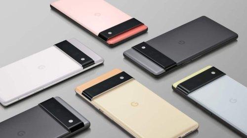 So sieht Googles iPhone-Konkurrent aus