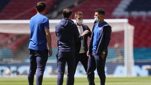 Sancho-Rätsel! BVB-Star aus England-Kader gestrichen...