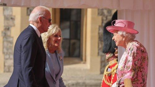 Was Biden sich vor der Queen leistete, ist unverzeihlich!