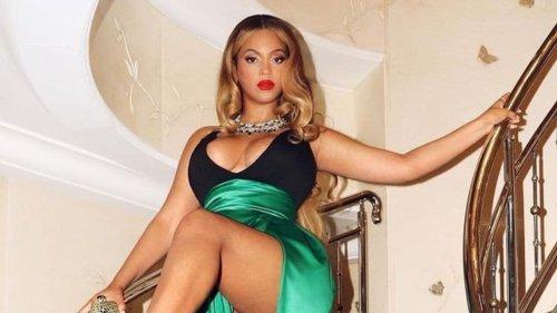 Beyoncé grüßt vom  Karriere-Treppchen