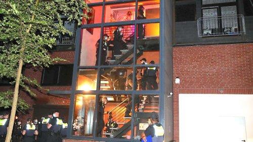 Polizei beendet Swinger-Party