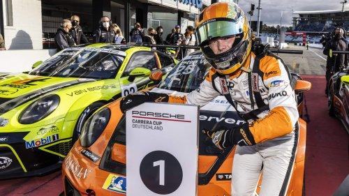Porsche-Champion holt sich Tipps von Verstappen