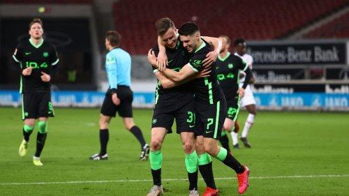 Wolfsburg macht Europa klar