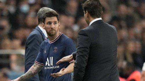 Wehe, du wechselst Messi aus!