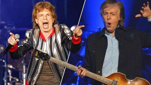 Jagger schießt gegen McCartney zurück
