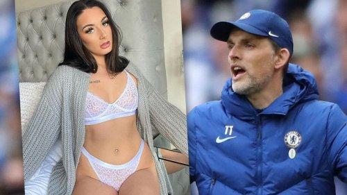"""Chelsea-Spielerfrau attackiert Tuchel: """"Das muss ein Witz sein!"""""""