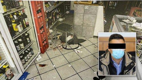 Kioskbetreiber nach Corona-Maskenstreit niedergestochen