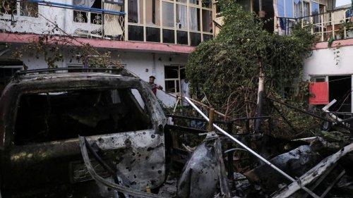"""Pentagon nennt Drohnenangriff in Kabul einen """"Fehler"""""""