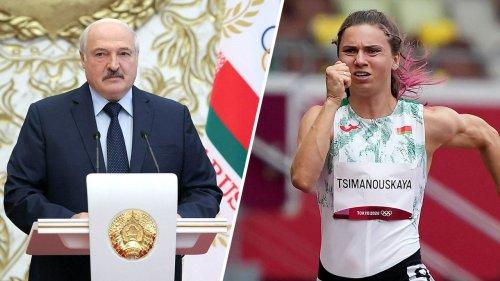 Diktator drohte Sportlern schon vor dem Olympia-Start