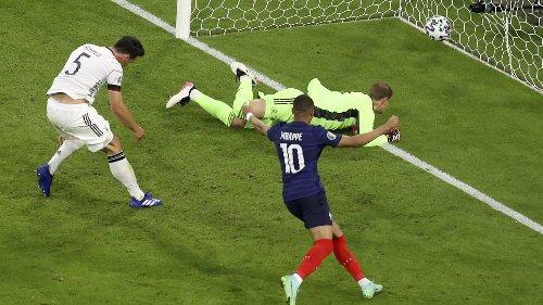 Mon dieu! Hummels schießt Frankreich zum Sieg