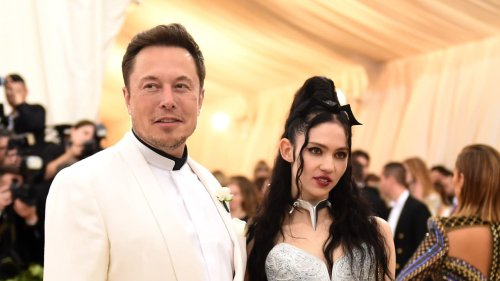 Elon Musk trennt sich von Freundin