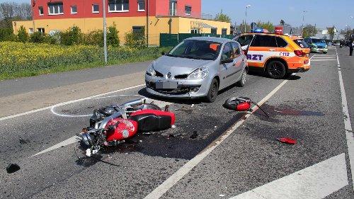 Tödliche Unfälle in Sankt Augustin und Stolberg