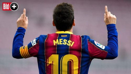 Ob Messi verlängert? Ja, schon sehr bald!