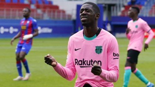 Barça-Ultimatum für Dembélé