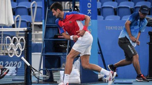 MEGA-FRUST bei Djokovic!