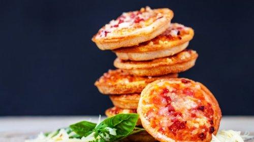 Knusprige Pizza-Toasties aus dem Ofen: Sagenhaft!