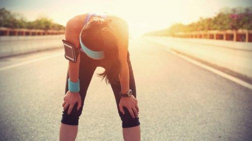 Sport bei Hitze: Nicht für alle eine gute Idee