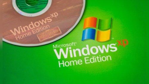Windows XP wird 20: Fünf Fakten über das Kult-Betriebssystem