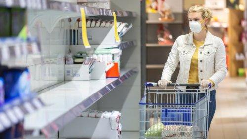 Leere Regale in deutschen Geschäften: Das sind die Gründe!
