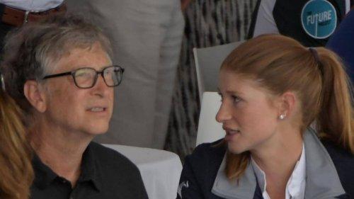 """Bill Gates ist """"so stolz"""": Tochter Jennifer hat geheiratet"""