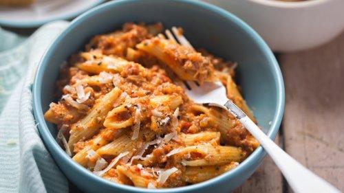 Kennen Sie Pasta alla zozzona? 3 Klassiker in einem!