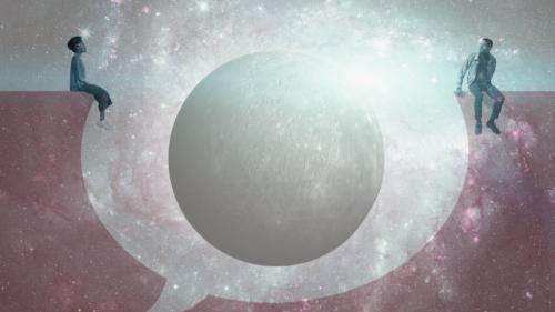 Merkur ist die Brille, durch die wir in die Welt schauen