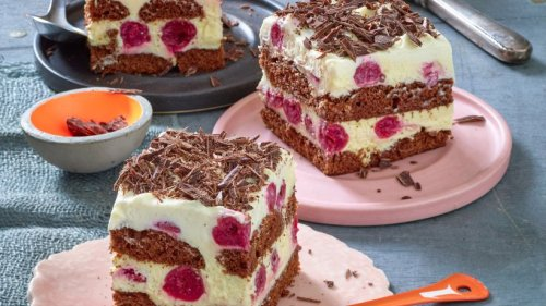 Schwarzwälder-Kirsch-Misu: Ein Kuchen zum Verlieben!