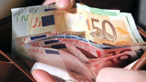 So viel Bargeld horten die Deutschen zu Hause