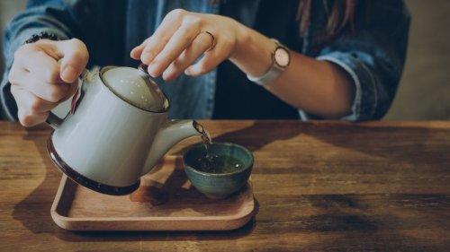 Was passiert, wenn man jeden Tag grünen Tee trinkt?