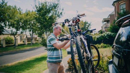 Für den nächsten Ausflug: Die besten Fahrradträger für Ihr Auto