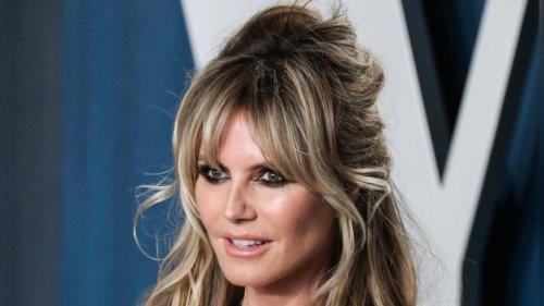 Schauriger Vorgeschmack: Zu was mutiert Heidi Klum an Halloween?