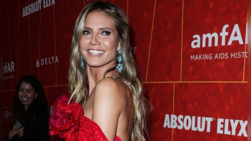 Heidi Klums Tochter Leni begeistert ihre Fans mit Bikini-Foto