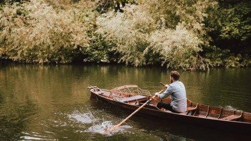 Rätsel: Wie kommen die Tiere unbeschadet über den Fluss?