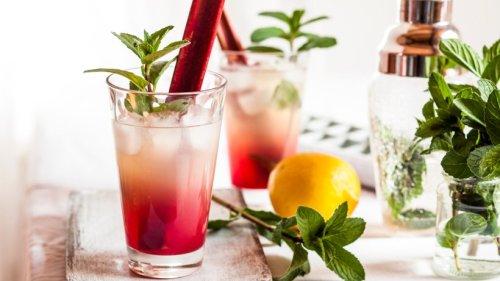 Rhabarber-Gin: Der verleiht Ihrem Sommer-Abend das gewisse Etwas