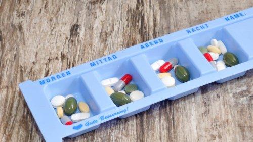 5 am Tag oder mehr: Nehmen Sie zu viele Medikamente?