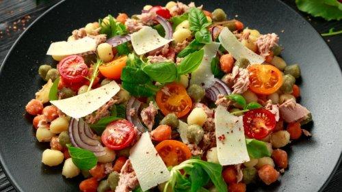 Raffiniert und doch einfach: Mini-Gnocchi-Salat mit Thunfisch