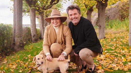 Promis und ihre Haustiere: Thomas Anders und Hündin Peanut