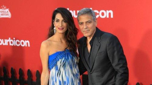 Amal und George Clooney dementieren Schwangerschaftsgerüchte