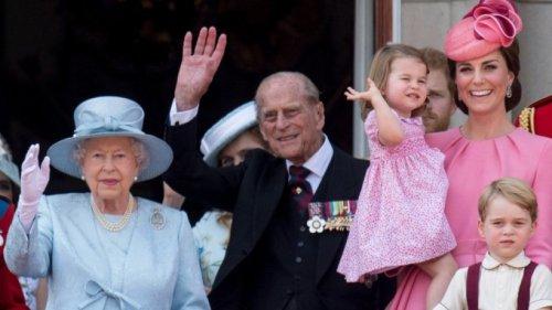 """Royals erinnern an Prinz Philip: """"Er war das Herz dieser Familie"""""""