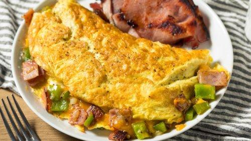 Geht immer: Deftiges Denver-Omelett mit Paprika