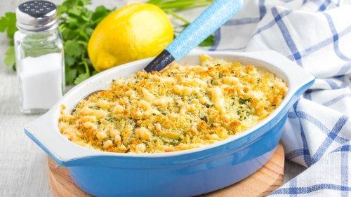 Gemüse-Crumble: So wird der Klassiker herzhaft interpretiert!