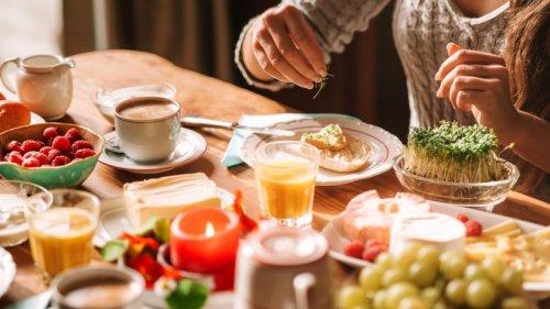 So sieht das optimale Frühstück aus!