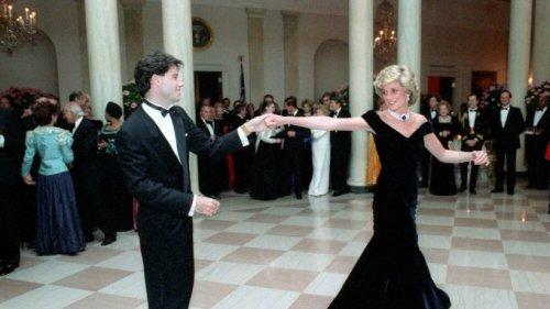 """Tanz mit Prinzessin Diana: Für John Travolta war es """"wie im Märchen"""""""