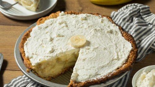 Amerikanischer Pudding-Bananen-Kuchen – sündhaft gut