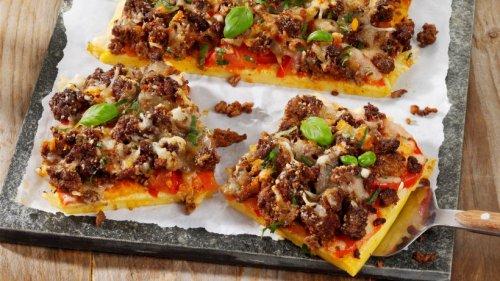 Keine Zeit für Hefeteig? Probieren Sie unsere Pfannkuchen-Pizza