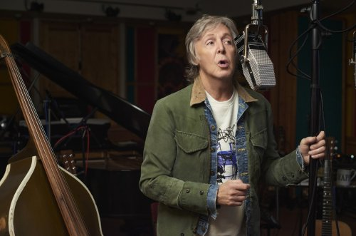 Paul McCartney's 'McCartney III Imagined' Hits No. 1 on Billboard's Top Album Sales Chart
