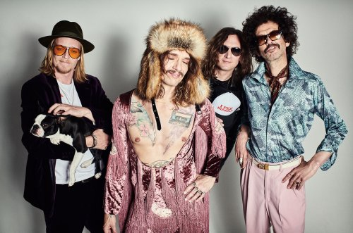 The Darkness on Delivering Another Dose of 'Good-Time Rock'n'Roll' With 'Motorheart'