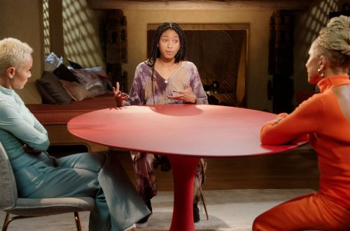 Willow Smith Gets Real About Polyamory in New 'Red Table Talk' Episode