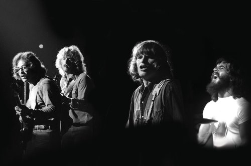 Creedence Clearwater Revival Shares 'Proud Mary' From 'Live at Woodstock' Album: Premiere