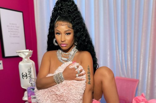 Fans Choose Nicki Minaj's 'Beam Me Up Scotty' Mixtape as This Week's Favorite New Music